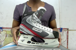 bauer x3.0 ice hockey skate review