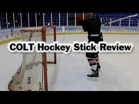 "COLT Hockey Stick Review – ""Unbreakable"" Hockey Stick"