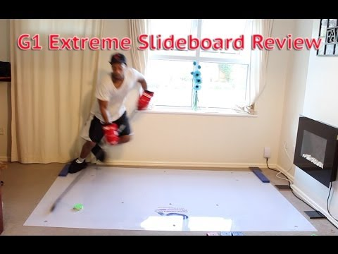 G1 Extreme Slideboard Overview (Here in the UK and Europe)
