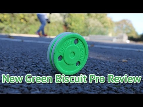 Green Biscuit Pro Off Ice Training Puck Review