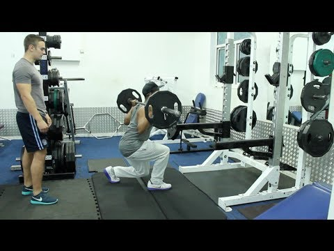 Hockey Off Ice Gym Workout How To Improve Explosive Sd Power And Strength