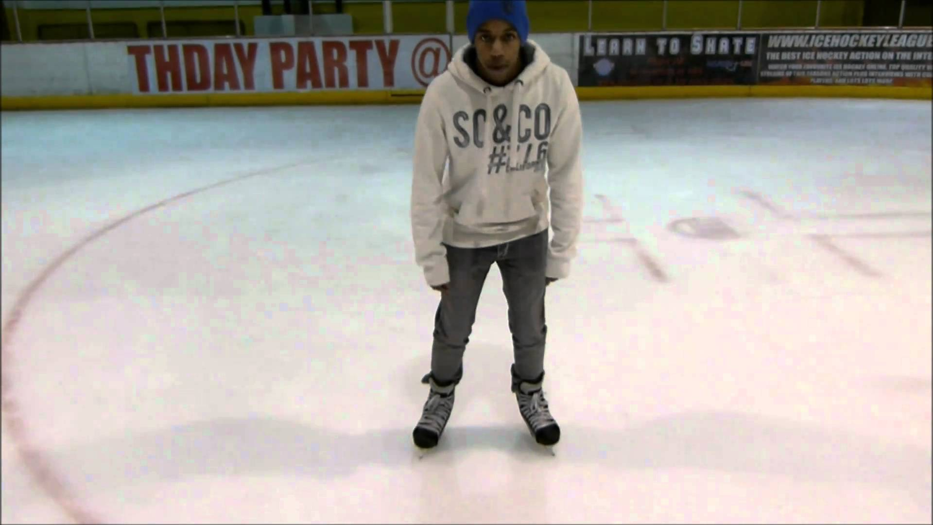 How To Do Forwards to Backwards Ice Skating Transition (Including Video Tutorial)