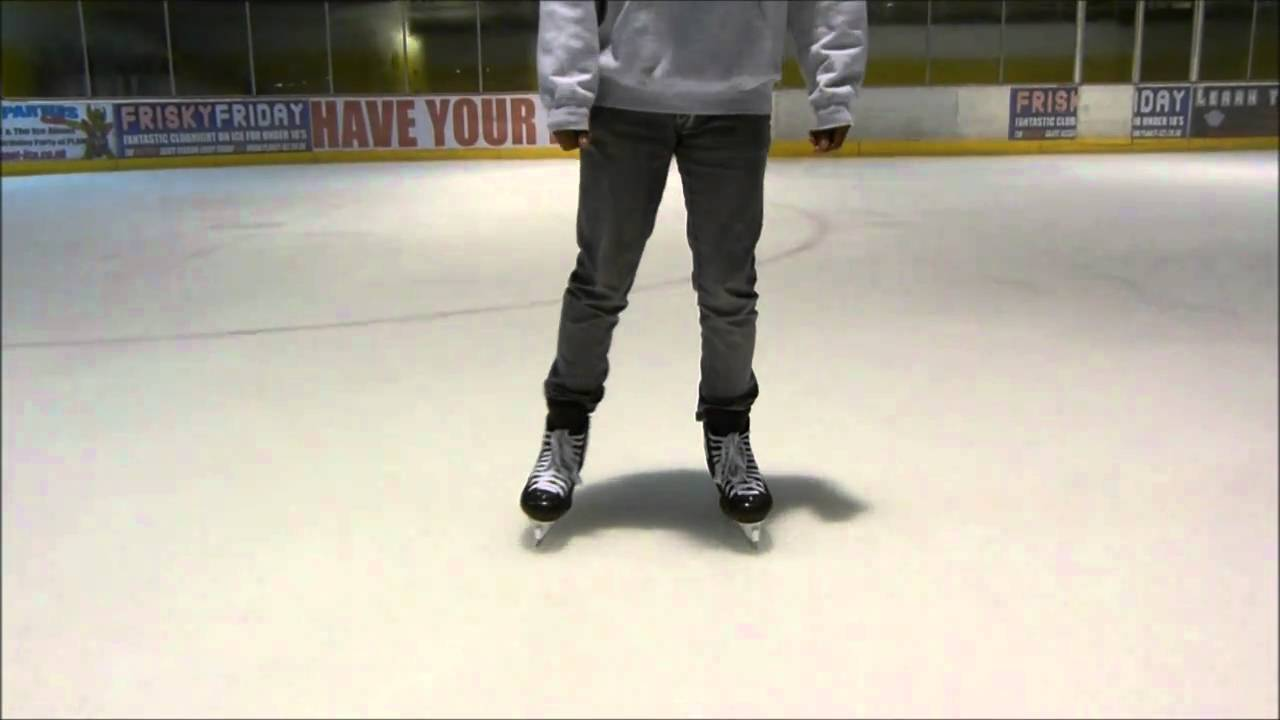 How To Hockey Turn – Learn Tight Turns On The Ice