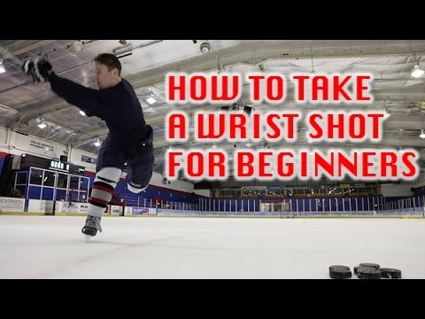 How To Take A Wrist Shot In Hockey For Beginners – Hockeytutorial