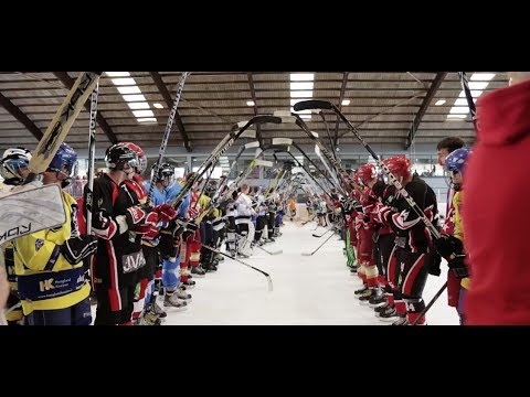 Indoor Pond Hockey Classic Tournament: Antwerp Belgium – Hockey Is The Universal Language