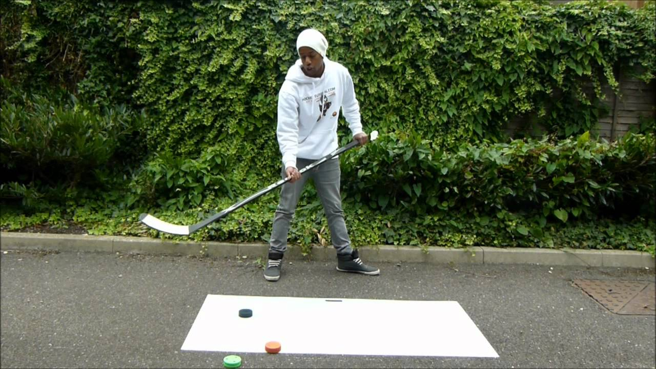 Off Foot Wrist Shot – How To Take A Wrist Shot On Your Off Foot (Most common type of wrist shot)