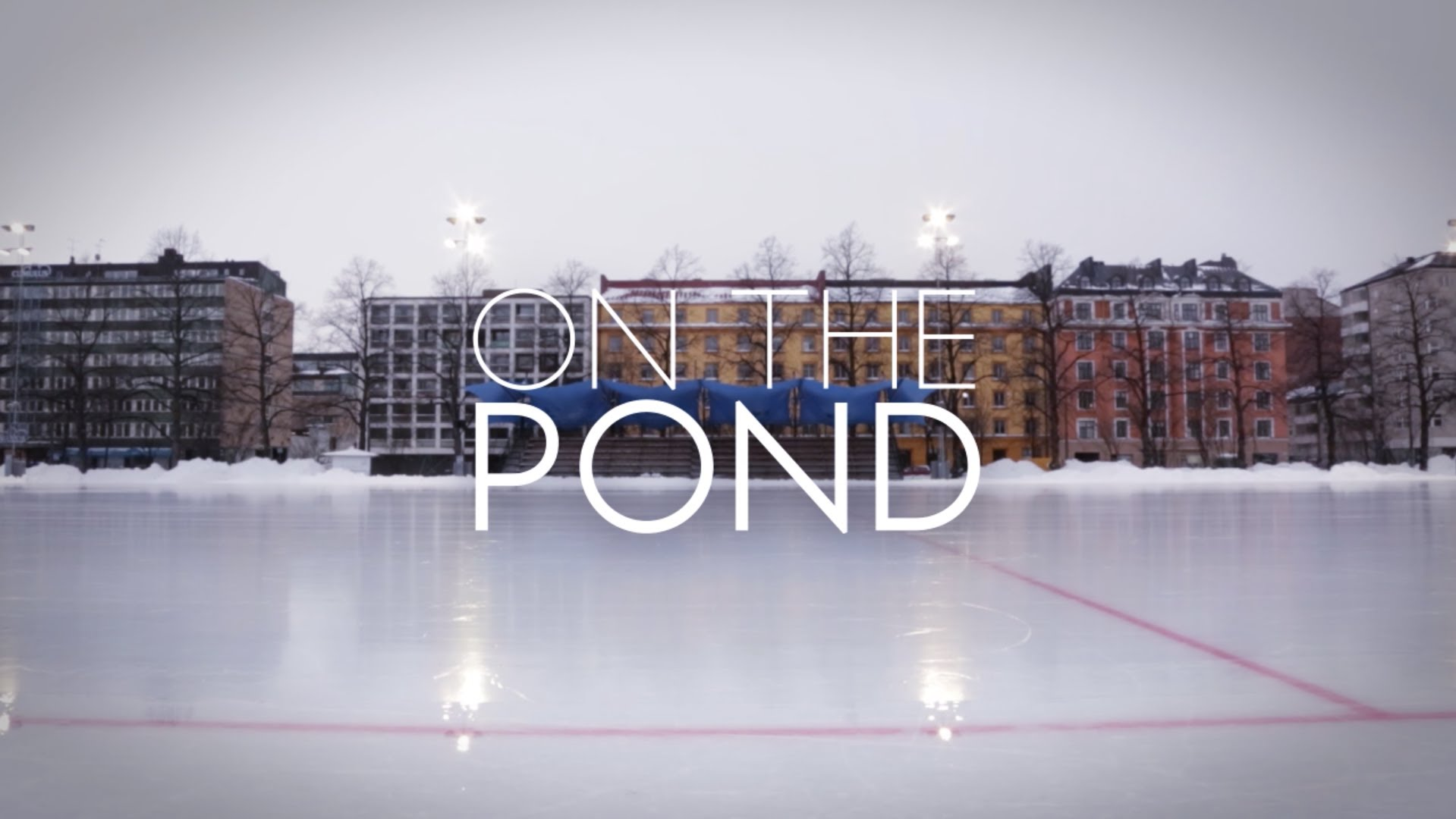 On The Pond – Why do you love hockey ?