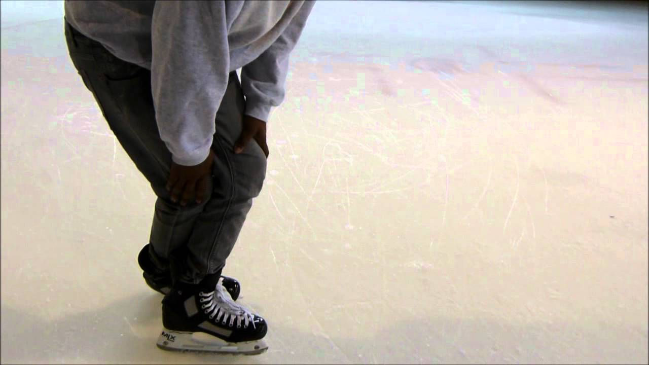 Skating Backwards Crossover Drill – Skate Drills