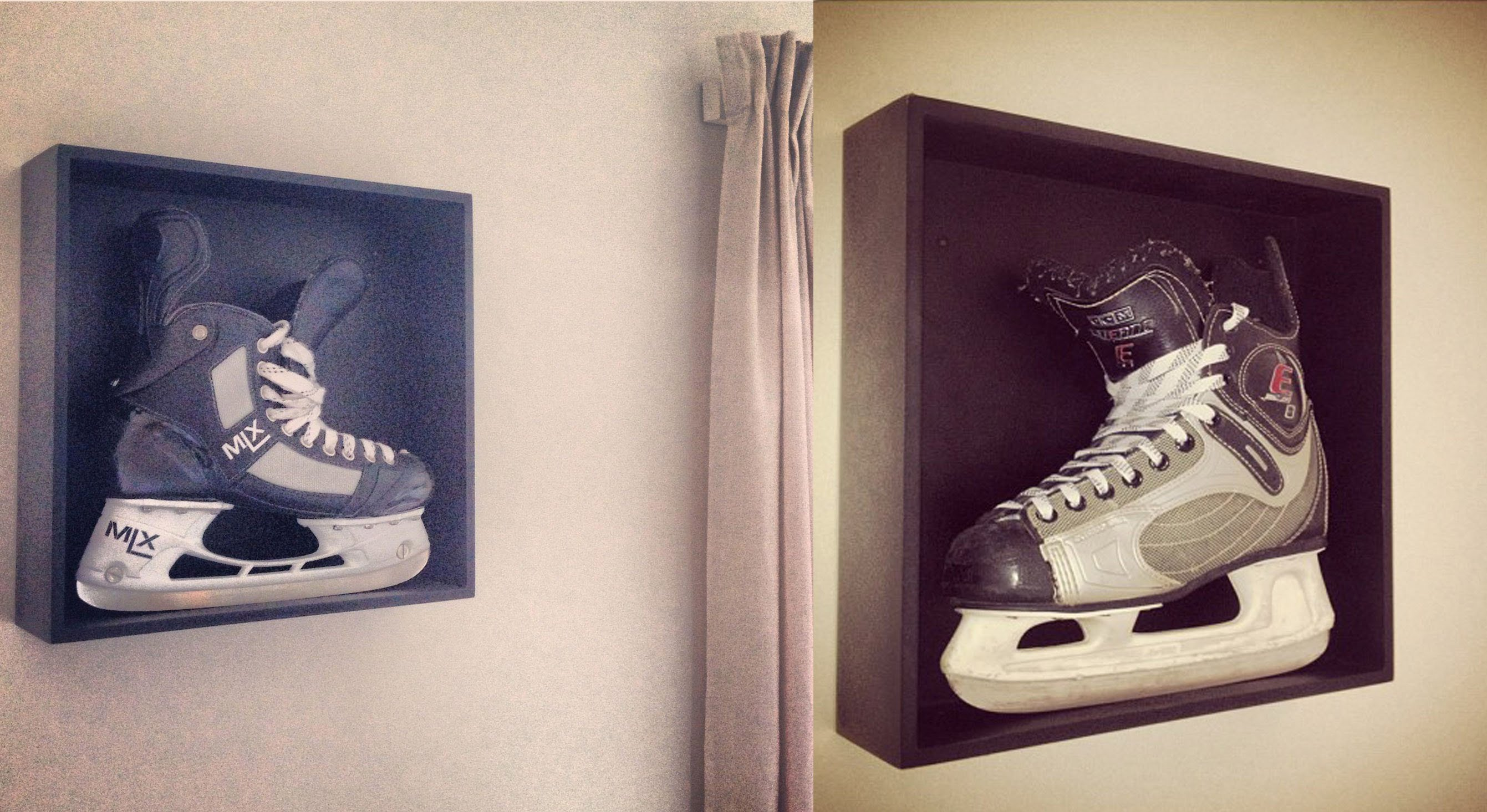 What you can do with old Ice Skates ? – Creative Productive and Sentimental Ice Hockey Skates Tip