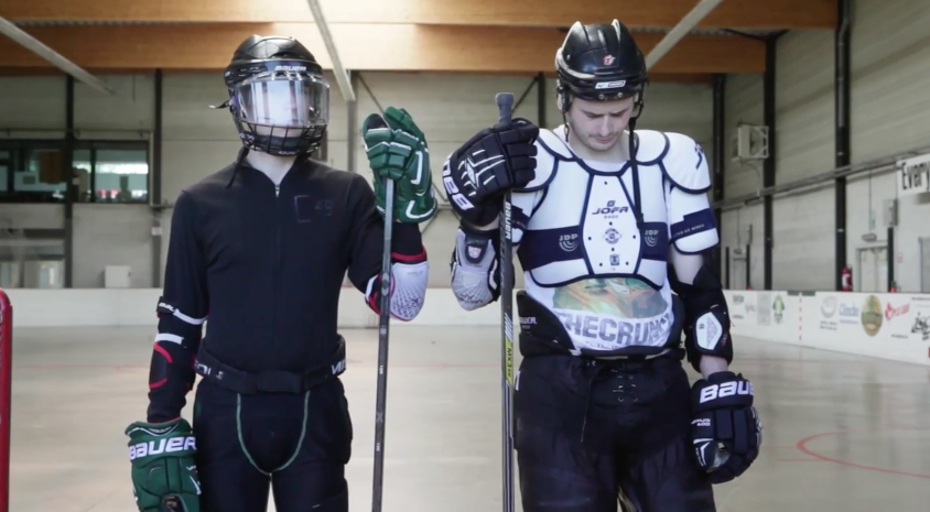 Difference Between Ice and Inline Hockey Equipment – Ice