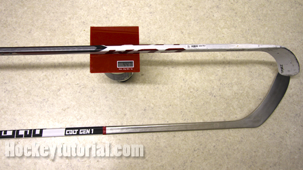 Colt-Hockey-Stick-unbreakable-weight-compared-to-CCM-RBZ-
