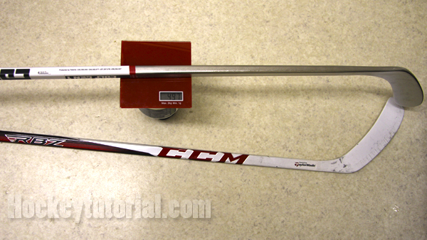Colt-Hockey-Stick-unbreakable-weight-compared-to-CCM-RBZ-2
