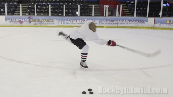 How-to-take-a-snap-shot-for-beginneres-in-ice-hockey