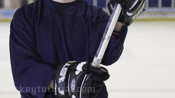 How-to-take-a-wrist-shot-in-hockey-for-beginners