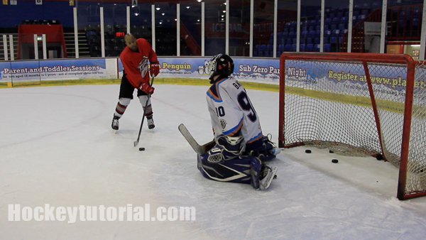 How to lift the puck of the ice in hockey and score more ...