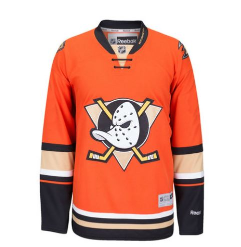 Colorado Avalanche and the Anaheim Ducks New Jerseys LEAKED 1
