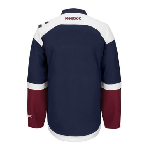 Colorado Avalanche and the Anaheim Ducks New Jerseys LEAKED 3