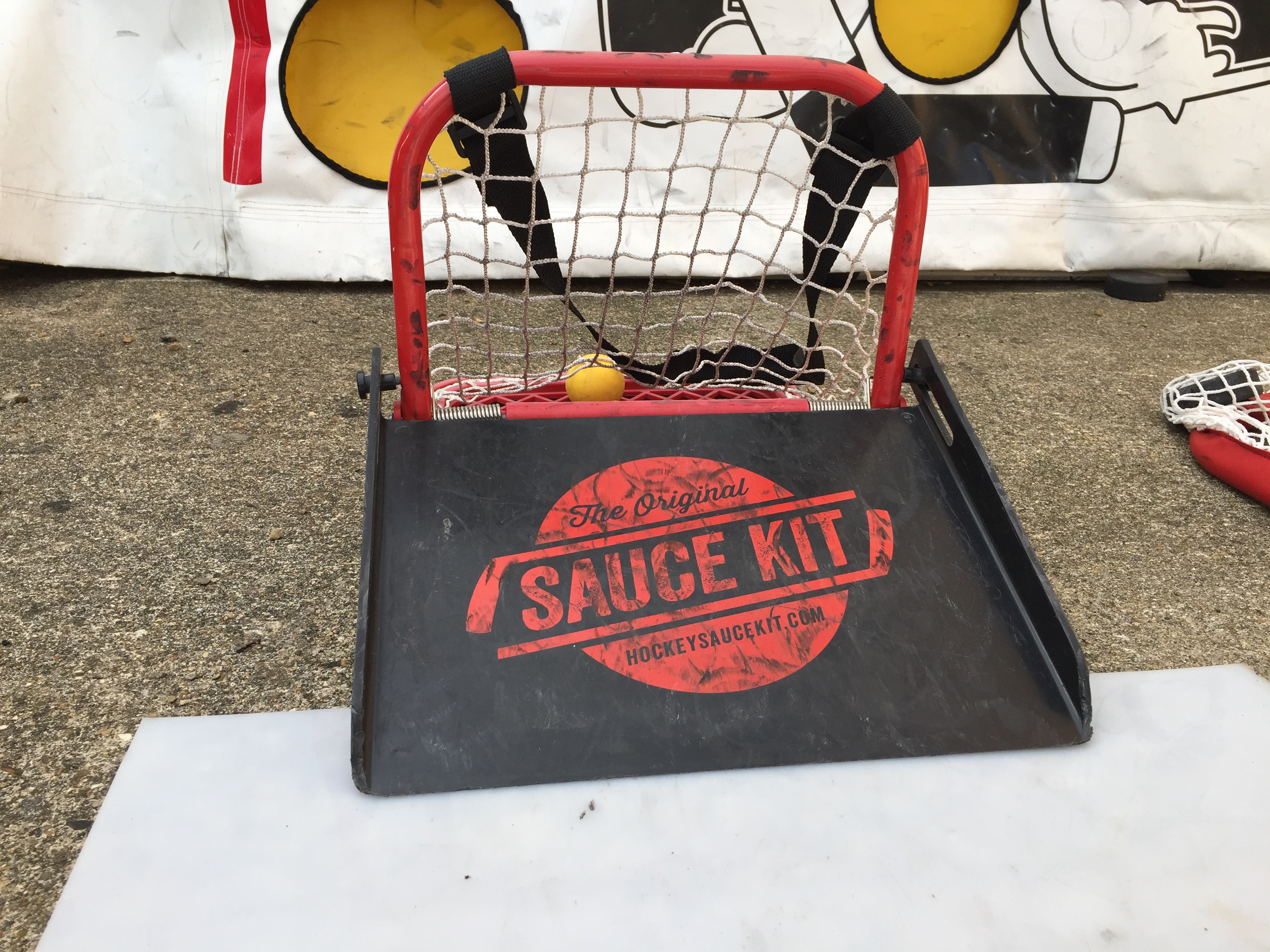 Hockey Sauce Kit vs Sauce Toss Review difference 6