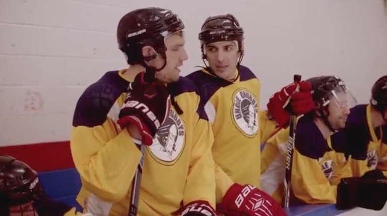 New Hockey Comedy Sitcom (TV Show) BENDERS