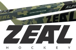 ZEAL HOCKEY Poster