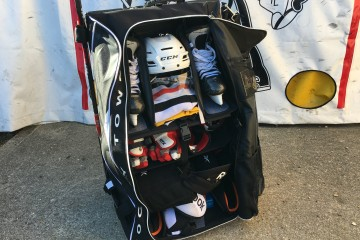 Grit HTSE Tower Hockey bag review9158