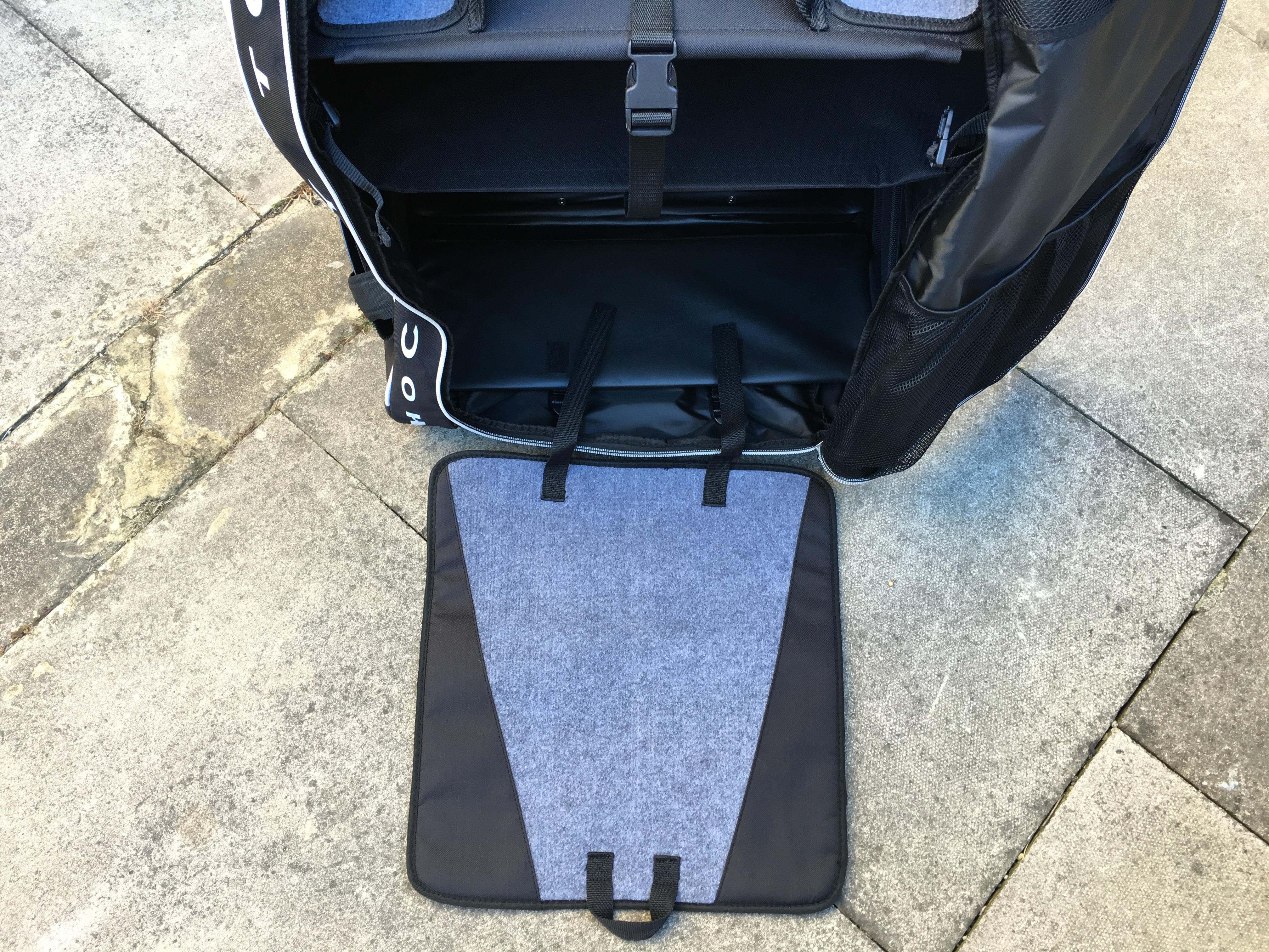 Grit HTSE Tower Hockey bag review9219