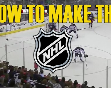 how to make the NHL what it takes to become a pro