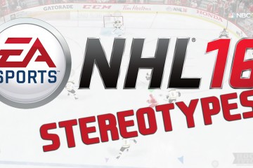 EA Sports NHL 16 Stereotypes