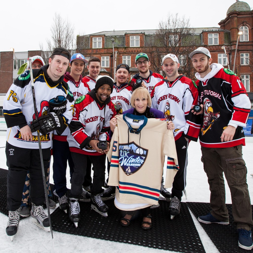 UK Winter Classic 2nd Annual Outdoor Ice Hockey Tournament