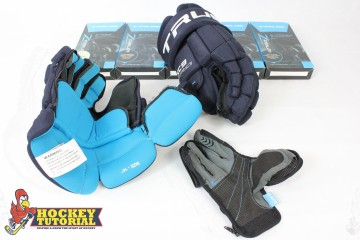 zPalm Gloves True Hockey
