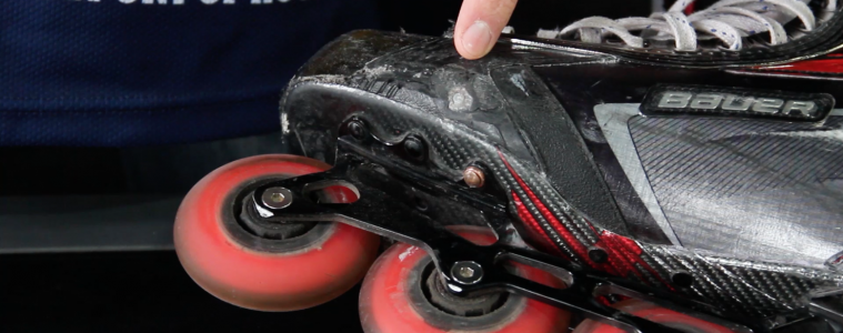 A Great Way To Repair Daily Wear And Tear On Inline Or Roller Hockey Skates