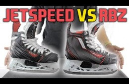 CCM JetSpeed vs CCM RBZ ice hockey skates review
