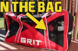 in the bag chris kibui hockey tutorial bag