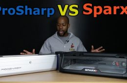ProSharp Home VS Sparx Skate Sharpener Review