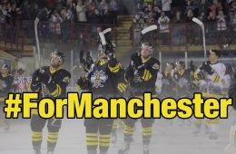 ForManchester All-Star charity hockey game