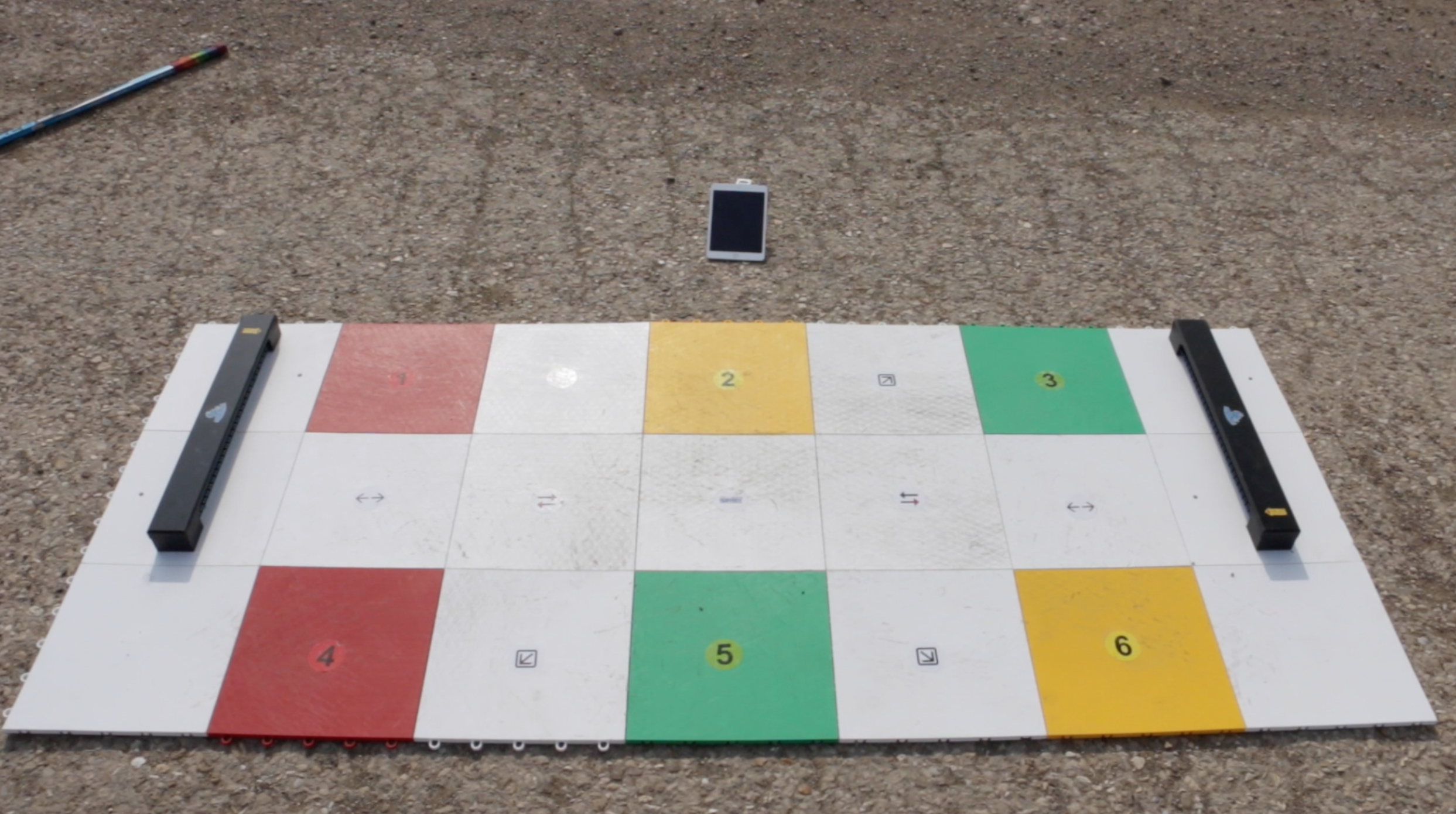 This makes hockey training alone challenging and fun my puzzle hockey revolution my puzzle system hockey training aid dailygadgetfo Images