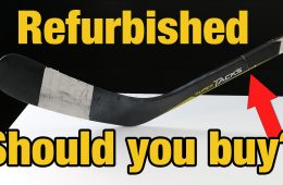 refurbished hockey stick