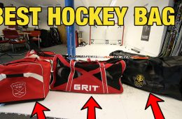 BEST ICE HOCKEY BAG