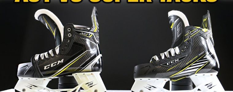 CCM Super Tacks AS1 hockey skates review VS Super Tacks