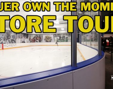 own the moment store tour