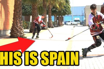 HOCKEY IN SPAIN 2