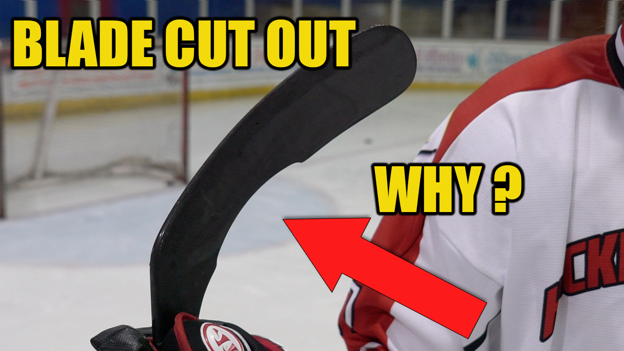 a366c3d893f Hockey stick with blade cut out – NICC Hockey Review – Hockey Tutorial
