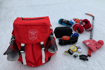 Pond hockey essentials for any ice hockey player