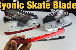 new byonic ice hockey skates blades. best skate blades
