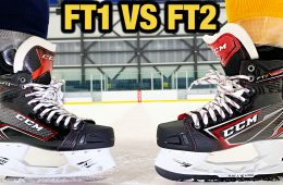 CCM Jetspeed FT1 vs FT2 review