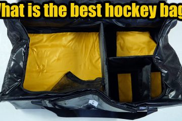 best hockey bag 2019