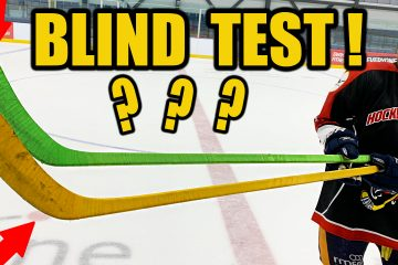 blind hokey stick test