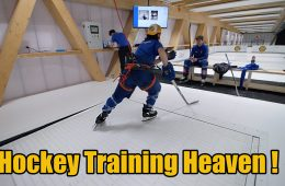 Hockey training heaven